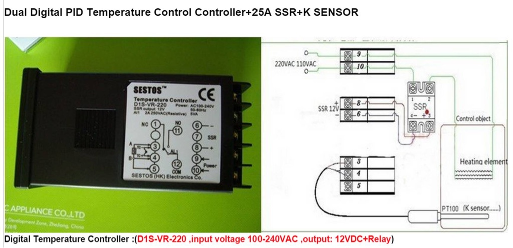 ssr wiring diagram solid state relay wiring diagram solid image ssr