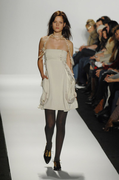 BCBG fall 07 runway collection. limited edition dress.