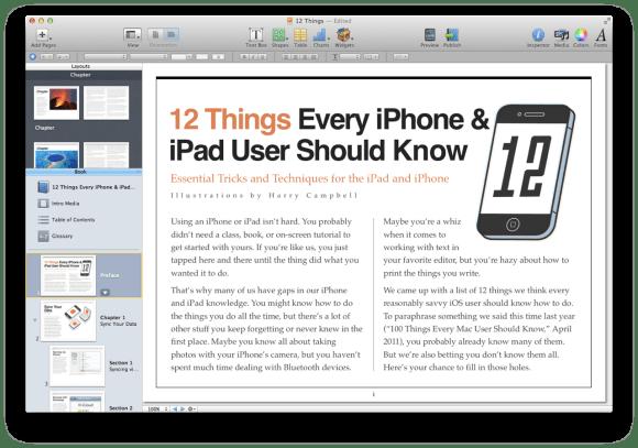 Hands-on with iBooks Author 20 Macworld