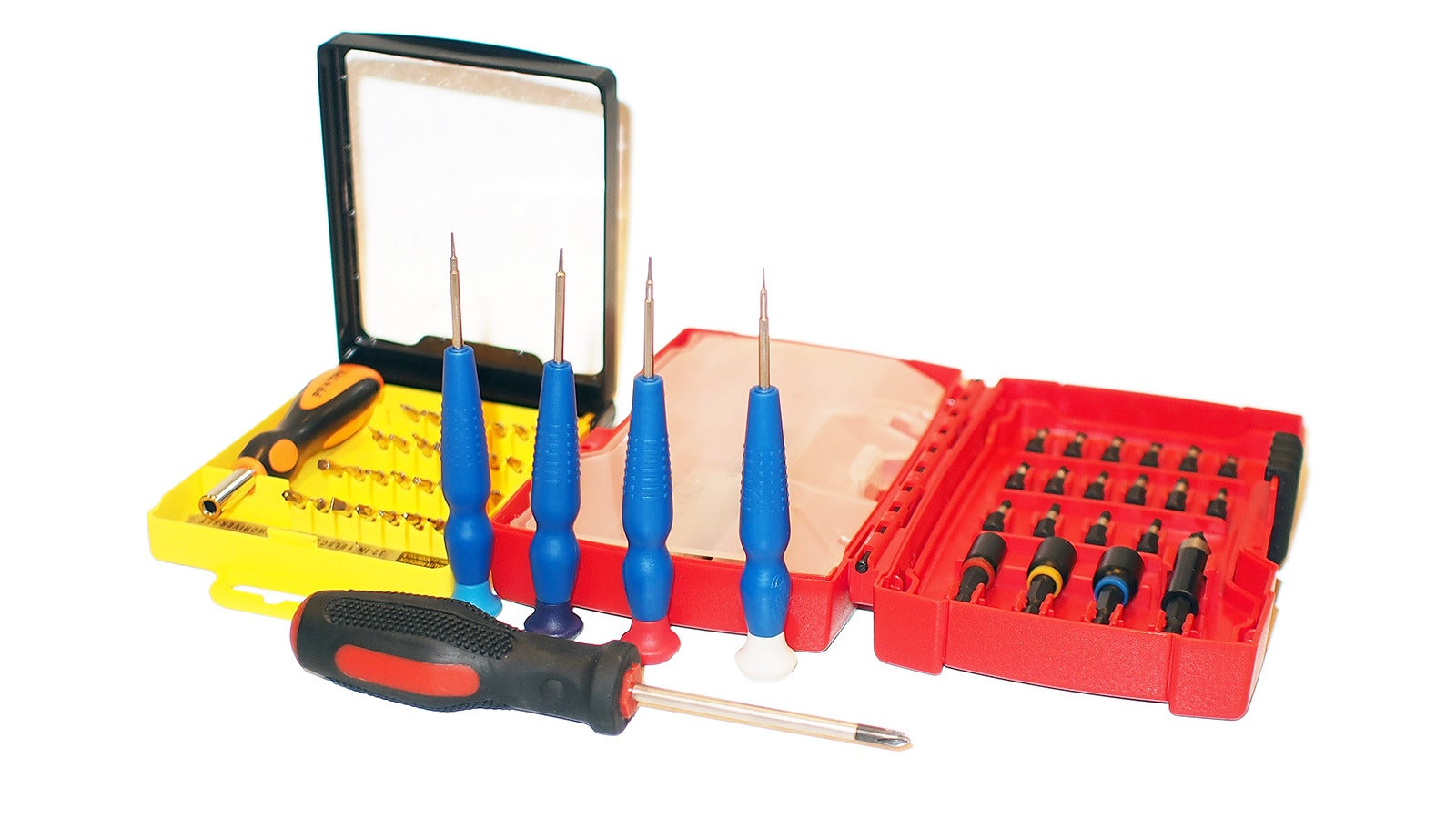 Repair Fixing Essential Tools For Building Repairing And Upgrading Pcs And