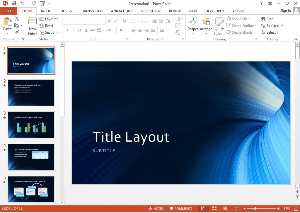 Make your PowerPoint presentations pop with charts, graphics, and - Powerpoint Presentation