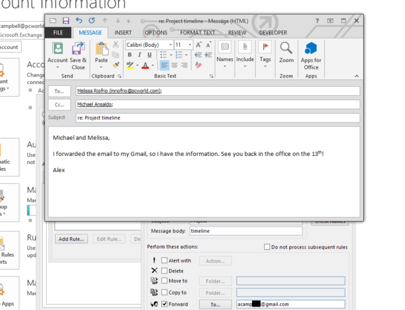 Create an email template in outlook 2013 ltt outlook 2013 automatic reply email template you can create rules to send personalized prewritten emails maxwellsz