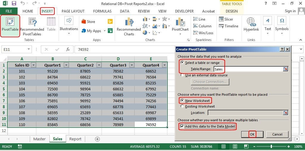 How to create relational databases in Excel 2013 PCWorld