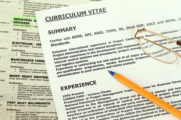 exemple de bon cv consultant en management