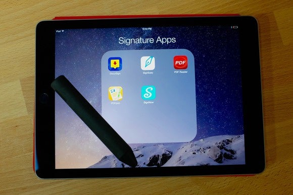 5 apps for signing documents with your iPhone and iPad Macworld