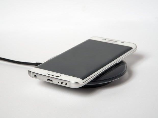 samsung galaxy s6 edge wireless charging