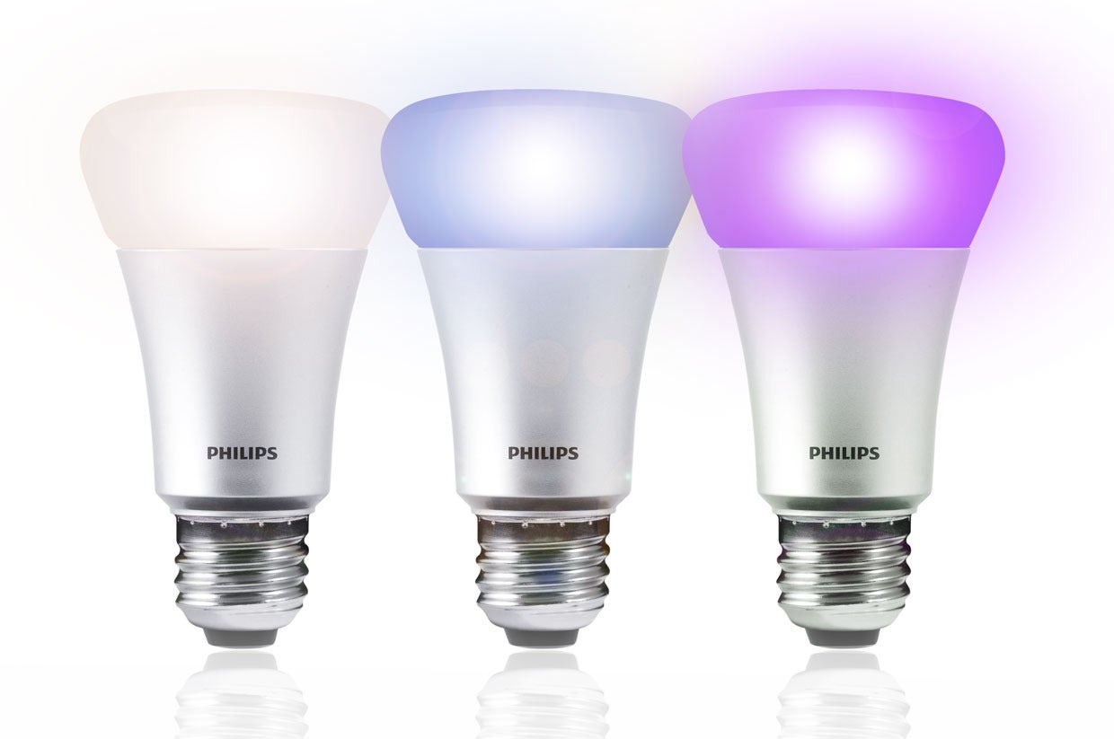 Philips Wireless Led Lights Philips Hue Review The Pioneer In Led Lighting Is Showing Its Age