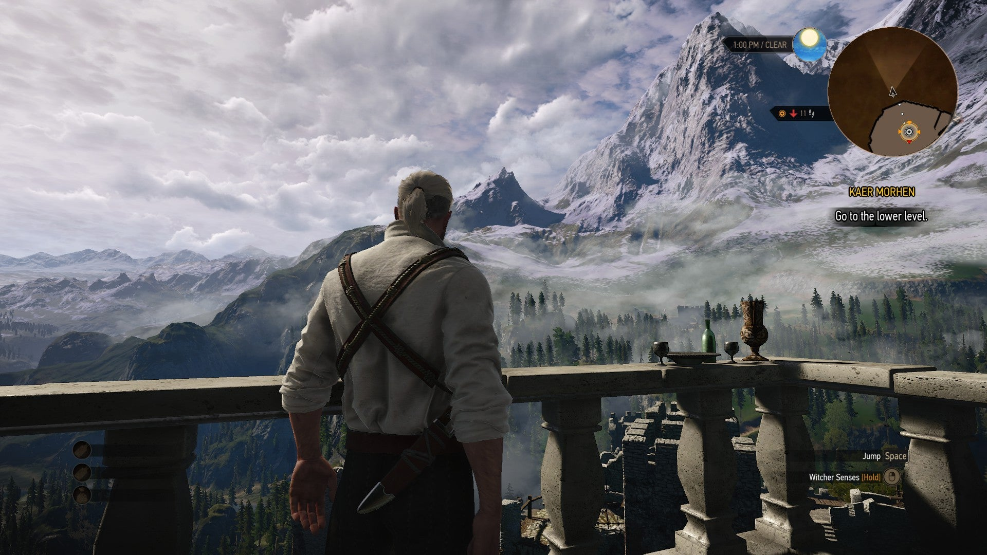 Old Iphone Wallpapers The Witcher 3 Wild Hunt Pc Review Impressions Smoothly