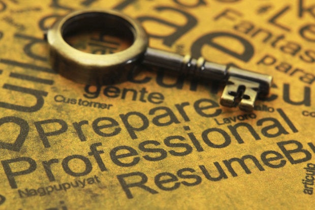 6 ways to make your resume stand out CIO