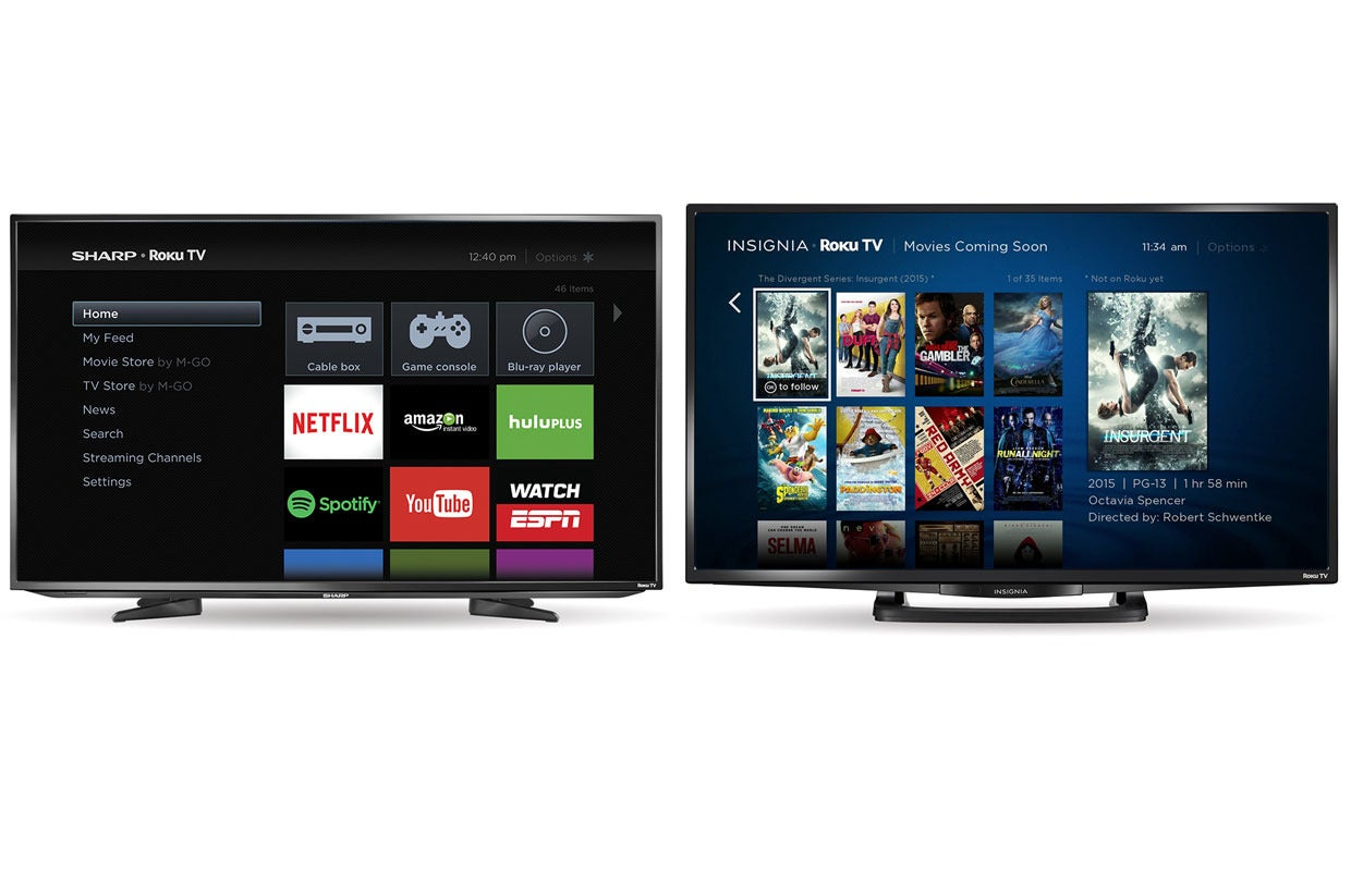 40 Inch Smart Tv Deals New Roku Smart Tvs Available Soon At Best Buy Techhive