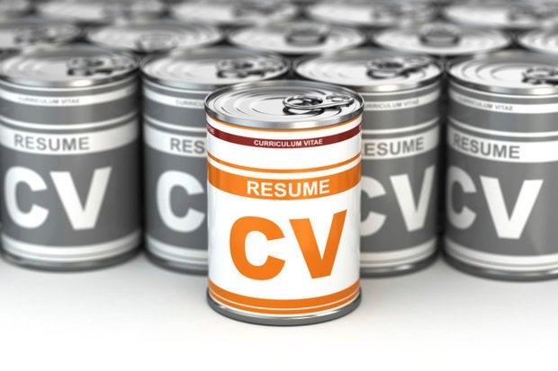 How to overcome 5 common resume mistakes CIO - common resume mistakes