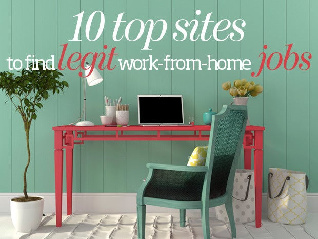 10 top sites to find legit work-from-home jobs CIO