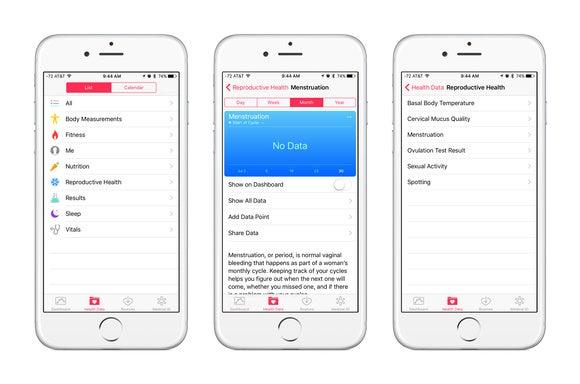 How iOS 9 fixes HealthKit\u0027s woman problem Macworld
