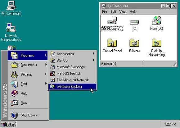 Windows Vista Wallpaper Hd 20 Years Later Windows 10 Follows In Windows 95 S
