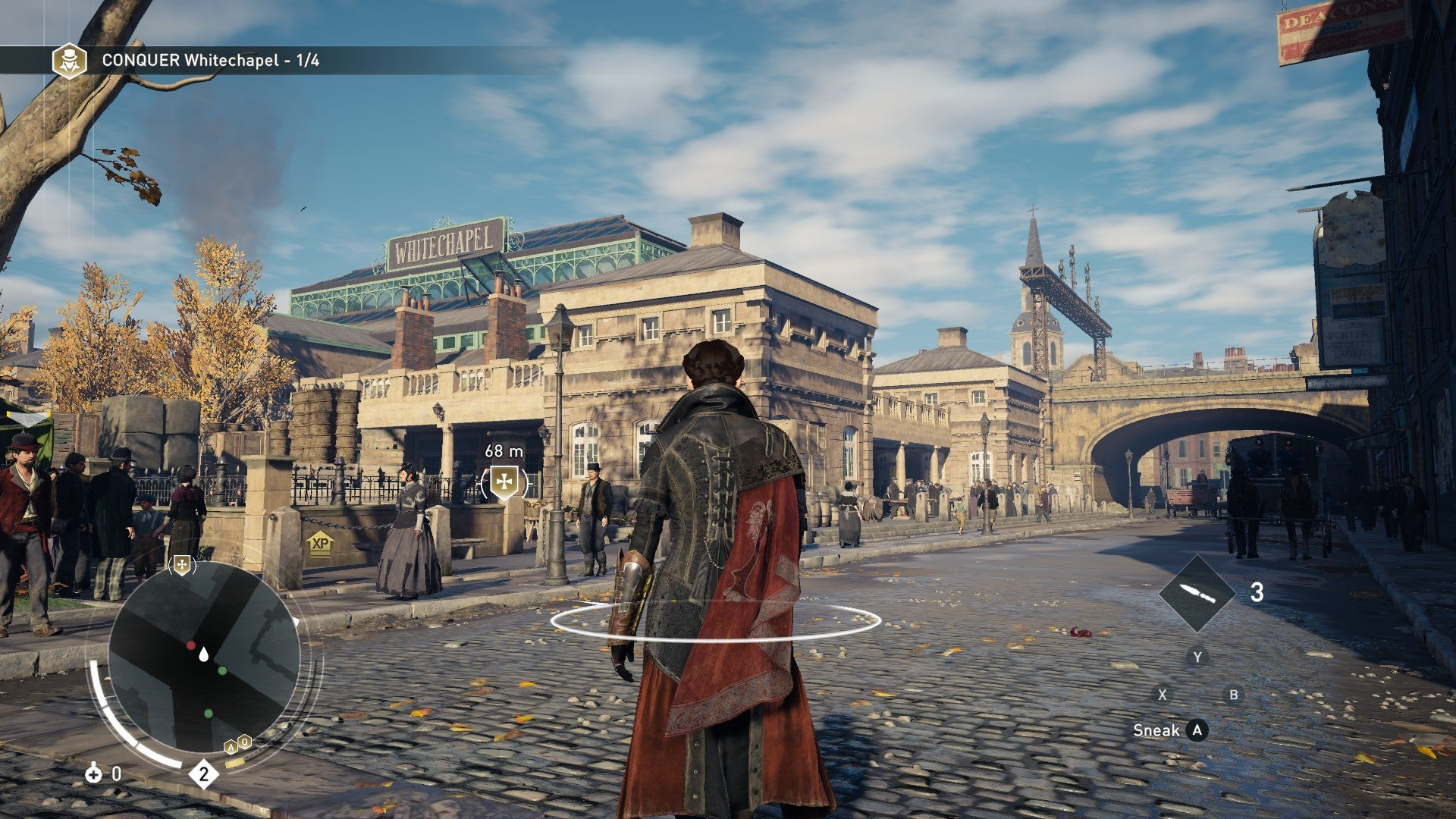 French Fall Wallpaper Assassin S Creed Syndicate Review A Series Gem But The