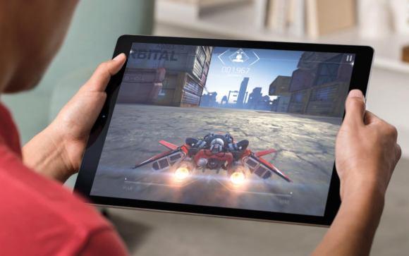 iPad Pro gaming