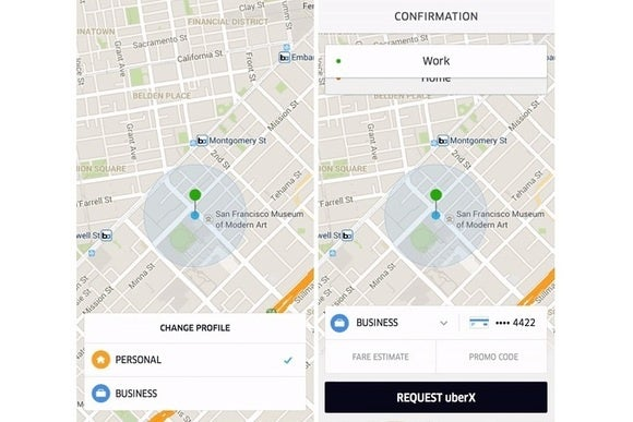 Uber\u0027s Business Profiles make it easier to expense a ride PCWorld