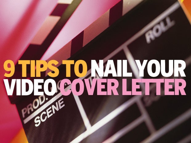 7 tips for building an effective video cover letter CIO - video resume tips