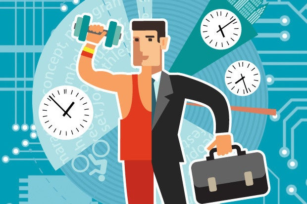 10 tips for being healthier and more productive at work CIO