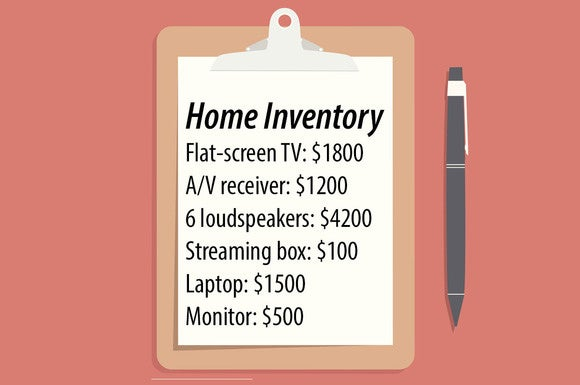 6 free home-inventory apps reviewed TechHive
