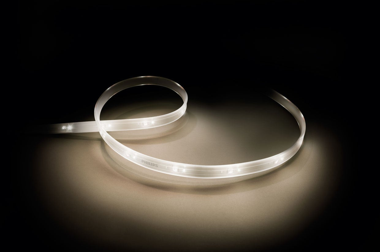 Philips Hue Led Lightstrip Plus Philips Hue Lightstrip Plus Vs Belkin Wemo Osram Lightify Flex
