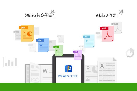 Hands-on Polaris Office is a free Office alternative, but read the