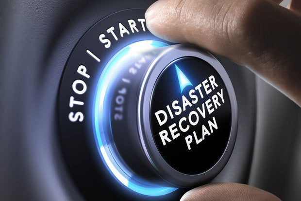 8 ingredients of an effective disaster recovery plan CIO