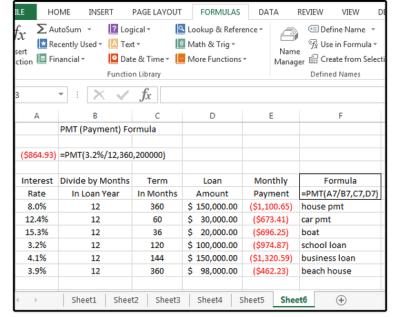 Excel tips: 6 slick shortcuts, handy functions and random-number generators   PCWorld
