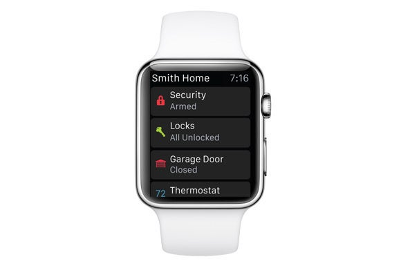 Home Control From Your Wrist 10 Great Smart Home Apps For