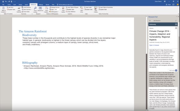 What this new AI feature in Microsoft Word teaches us about - mickrosoft word