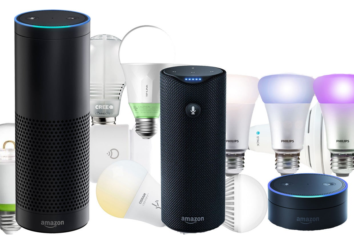 Buy Lightbulbs Smart Light Bulbs That Work With Amazon S Alexa Techhive