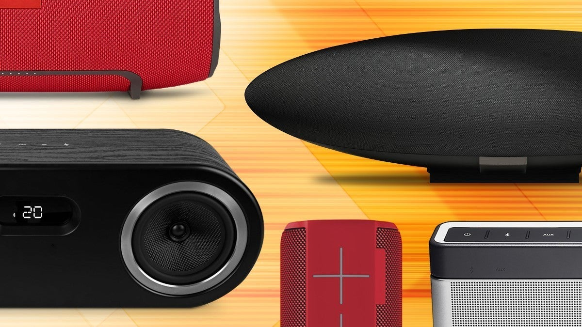 Nice Speakers For Room Best Bluetooth Speakers Of 2019 Reviews And Buying Advice Techhive