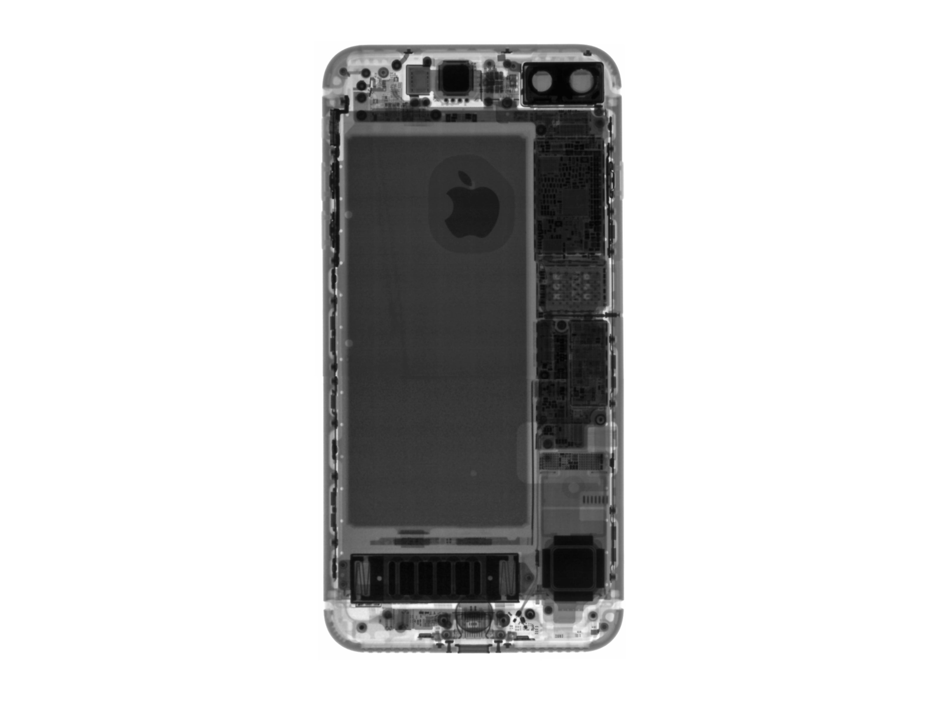 Ifixit Iphone X Internal Wallpaper Iphone 7 Plus Teardown Reveals What Apple Did With The