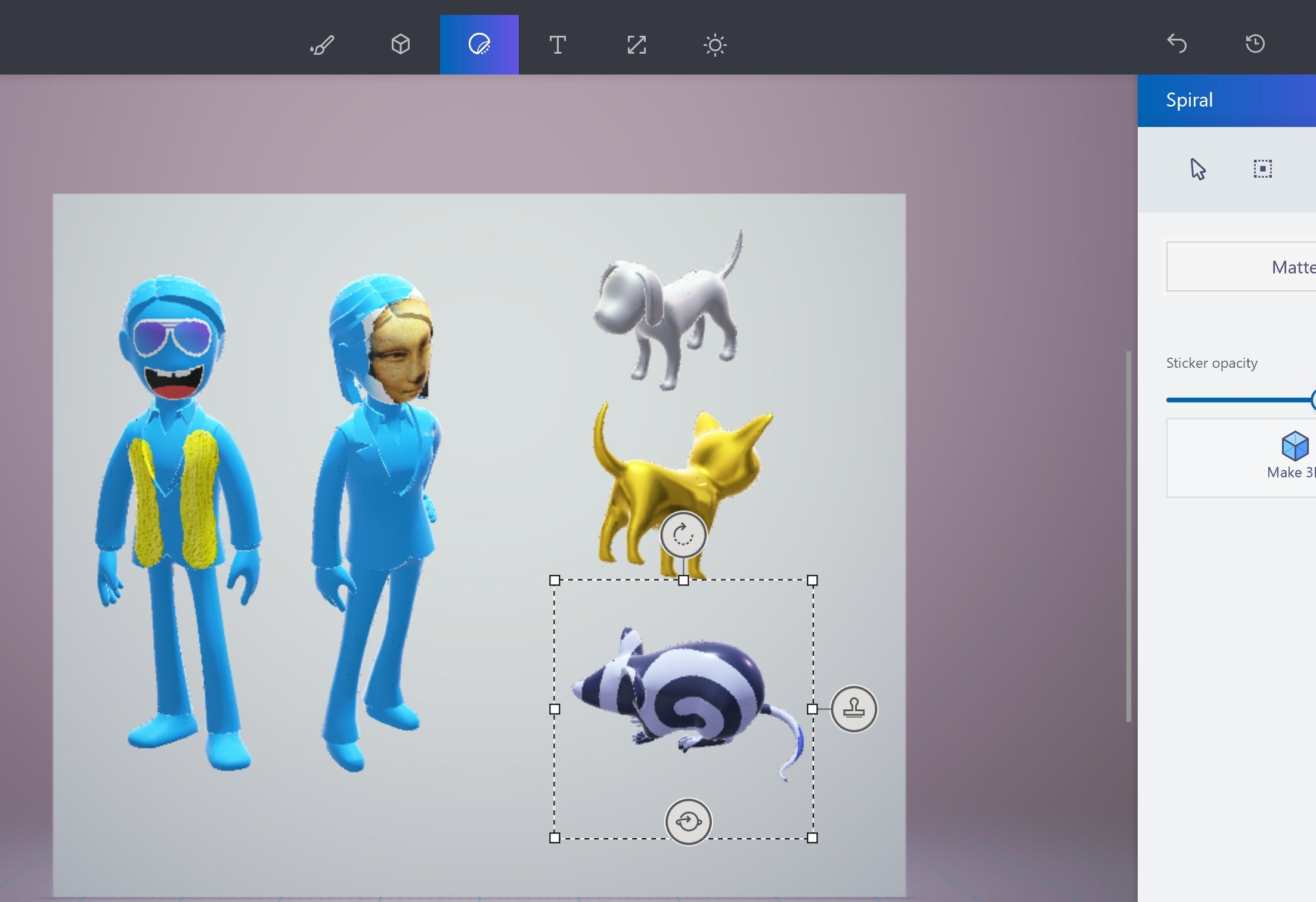 How To Use Microsoft39s Paint 3d In Windows 10 Pcworld