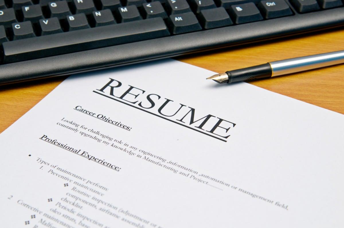 5 resume tips for aspiring executives CIO - 5 resume tips