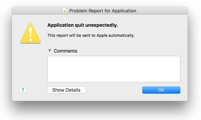 Apple\u0027s bug reporting system An impractical black hole that\u0027s - problem report