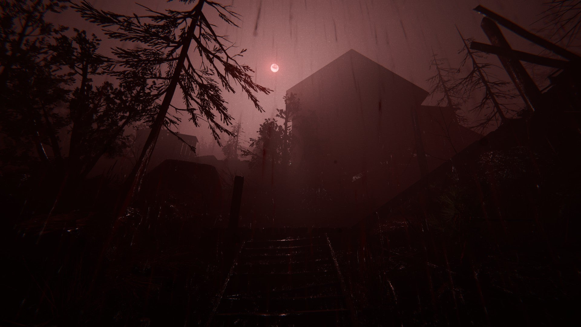 Late Fall Desktop Wallpaper Outlast 2 Review Fear Turns To Frustration Pcworld