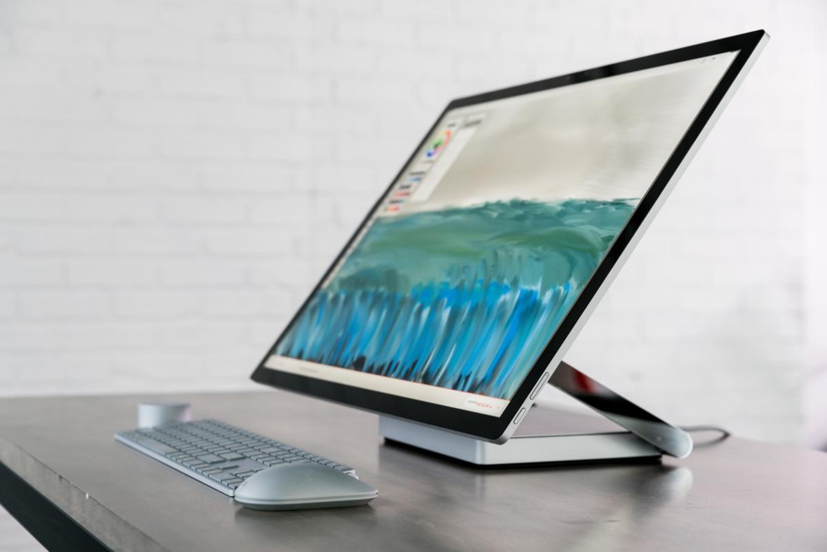 Microsoft Wallpaper Slideshows Fall 3 Exceptional Features In Microsoft Surface Studio