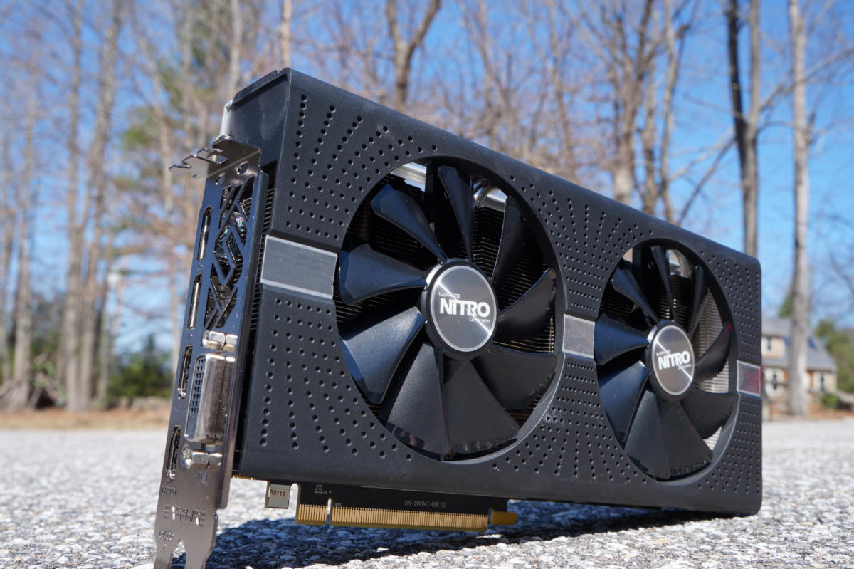 Sapphire Radeon RX 580 review AMD battles for PC gaming\u0027s sweet