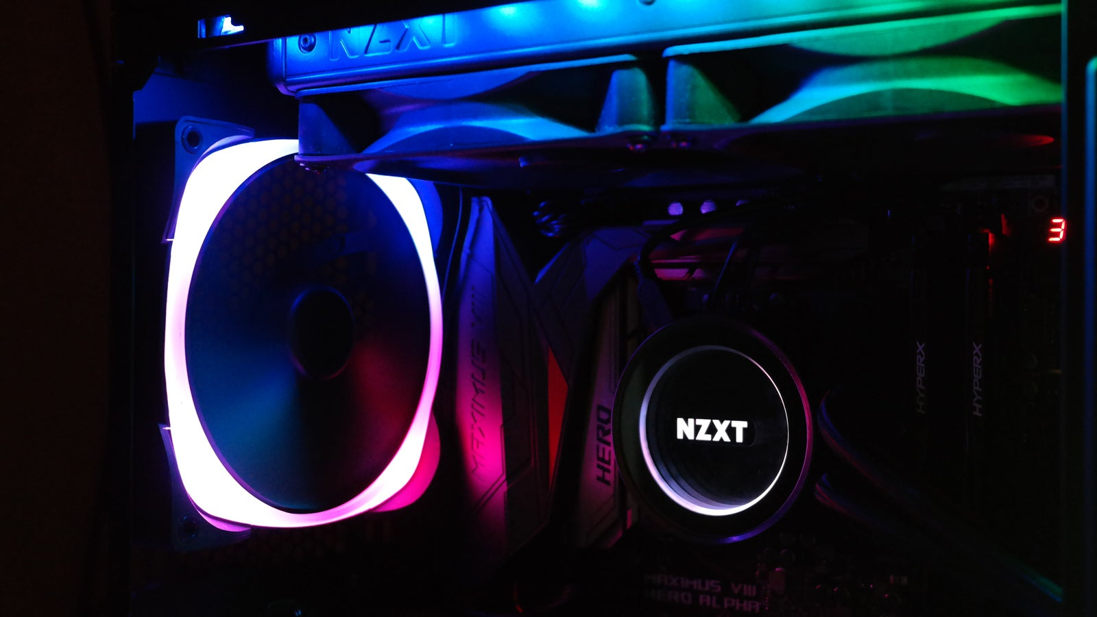 Lighting Rgb Pimp Your Pc With An Rgb Lighting Kit Pcworld