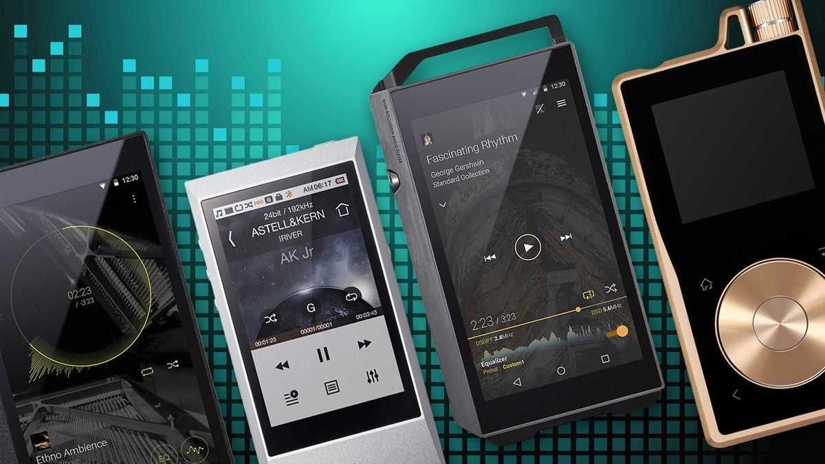 Hifi Shop 24 Best High Res Digital Audio Player Of 2019 Which Dap Reigns