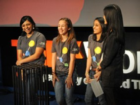 Award-winning teen-age science in action: Video on TED.com