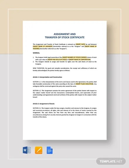 2+ FREE Google Docs Certificate Templates Download Ready-Made