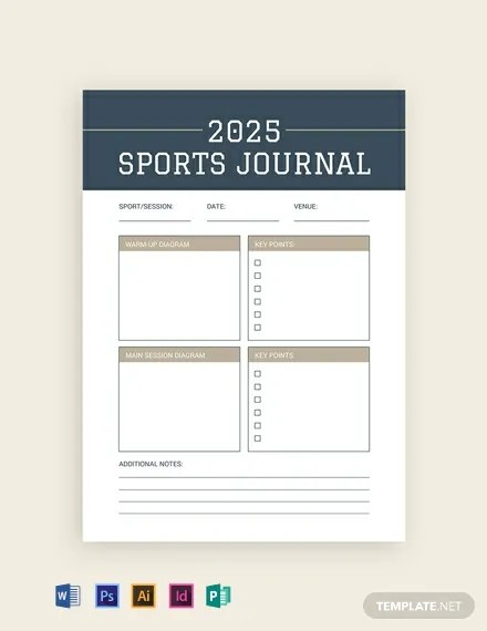 14+ FREE Notebook  Journal Templates  Download  Printable