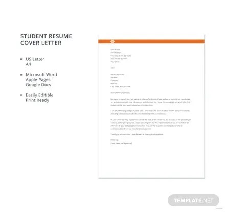 66+ FREE Google Docs Cover Letter Templates Download Ready-Made