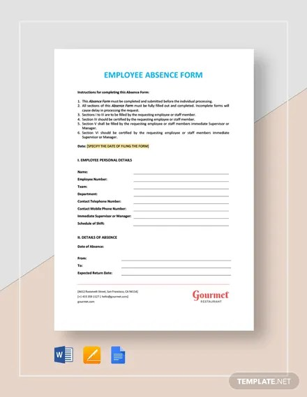 FREE HR Employee Concern Form Template Download 131+ Forms in Word