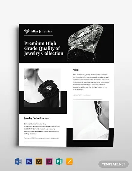 Jewelry Flyer Template Download 306+ Flyers in Microsoft Word