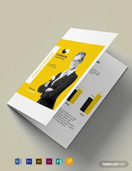 FREE A5 Half Fold Brochure Template Download 457+ Brochures in PSD