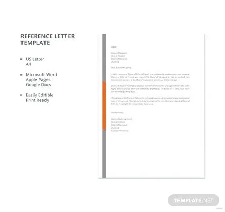 Free administrative assistant recommendation letter template in29 free letter of reference template in microsoft word apple pages microsoft letter of recommendation spiritdancerdesigns Choice Image