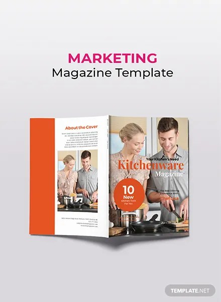 Free Magazine Templates Download Ready-Made Templatenet